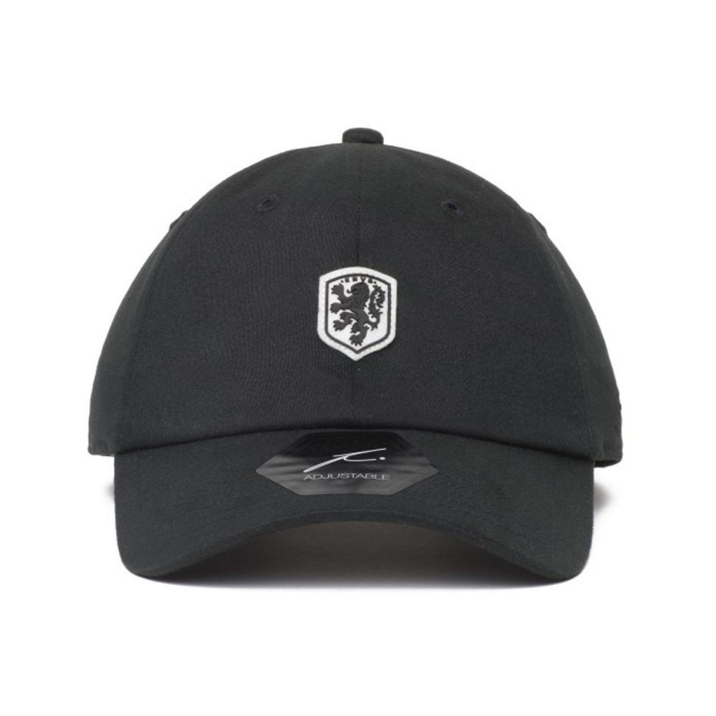 KNVB Header Cap Zwart