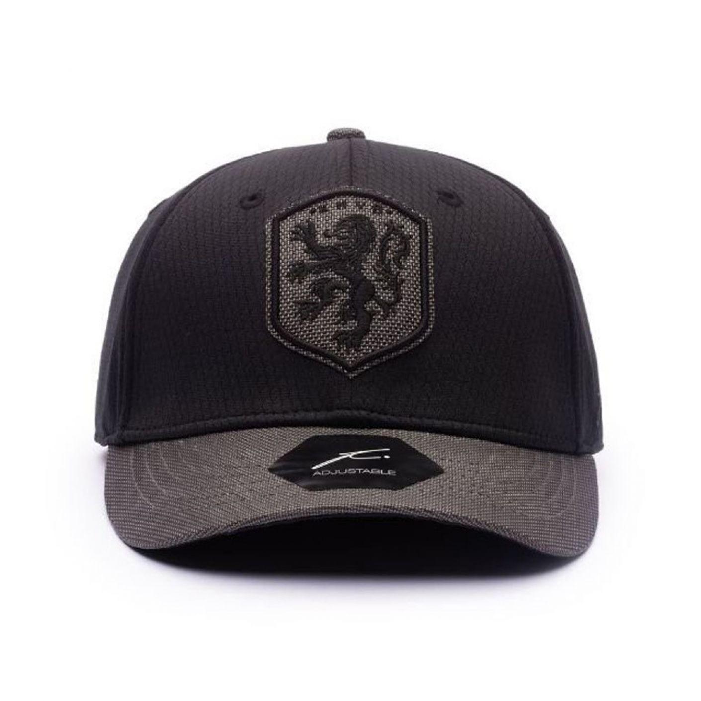 KNVB Shadow Cap Zwart