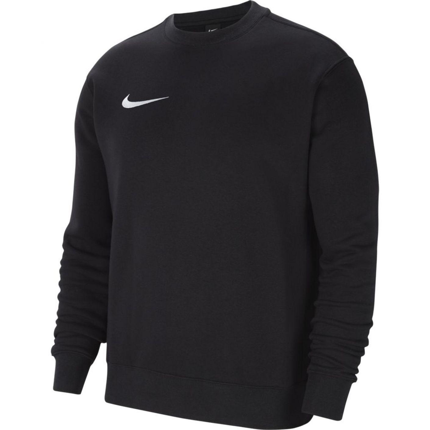 Nike Park 20 Fleece Crew Sweater Zwart