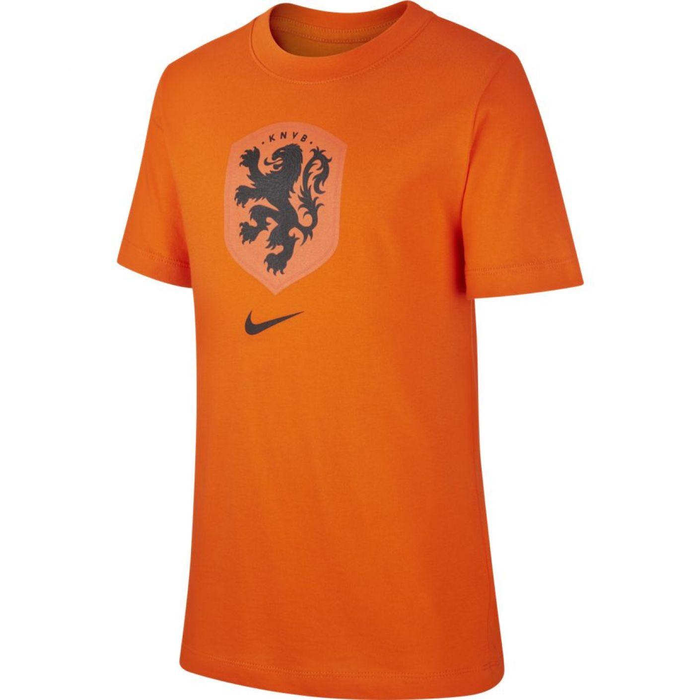 Nike Nederland T-Shirt Logo Kids Oranje
