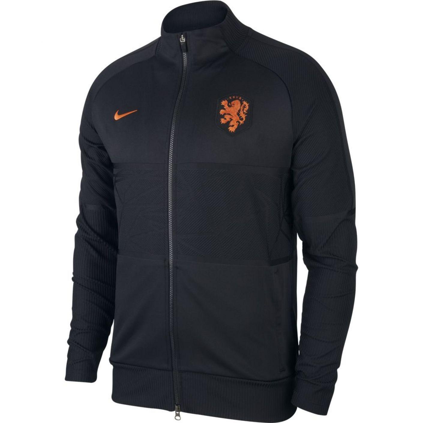 Nike Nederland Strike Anthem Jack 2020-2022 Zwart