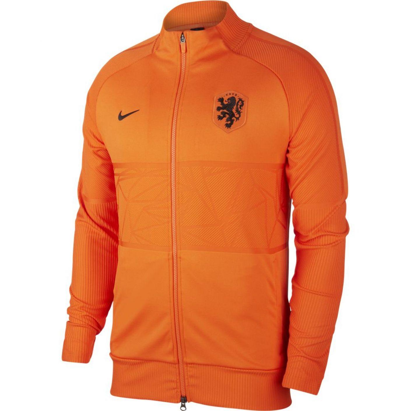 Nike Nederland Strike Anthem Jack 2020-2022 Oranje