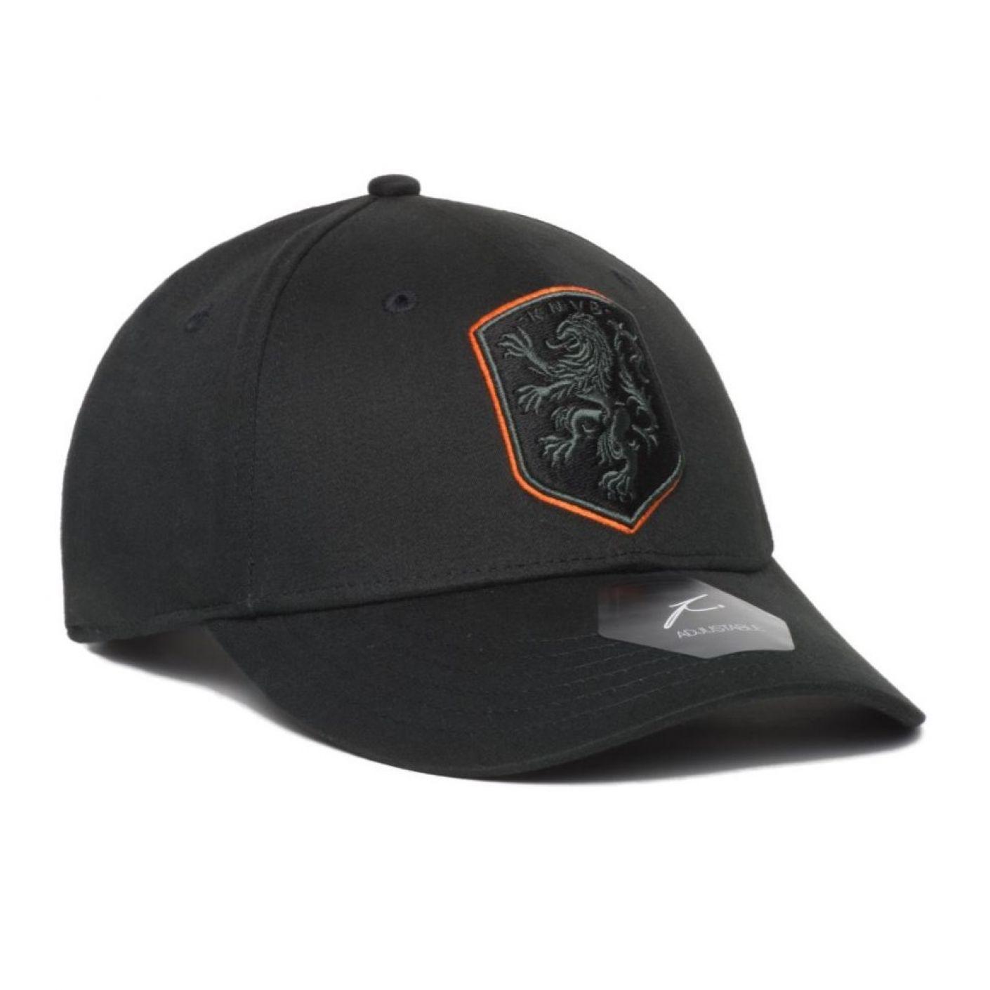 KNVB Neon Cap Zwart