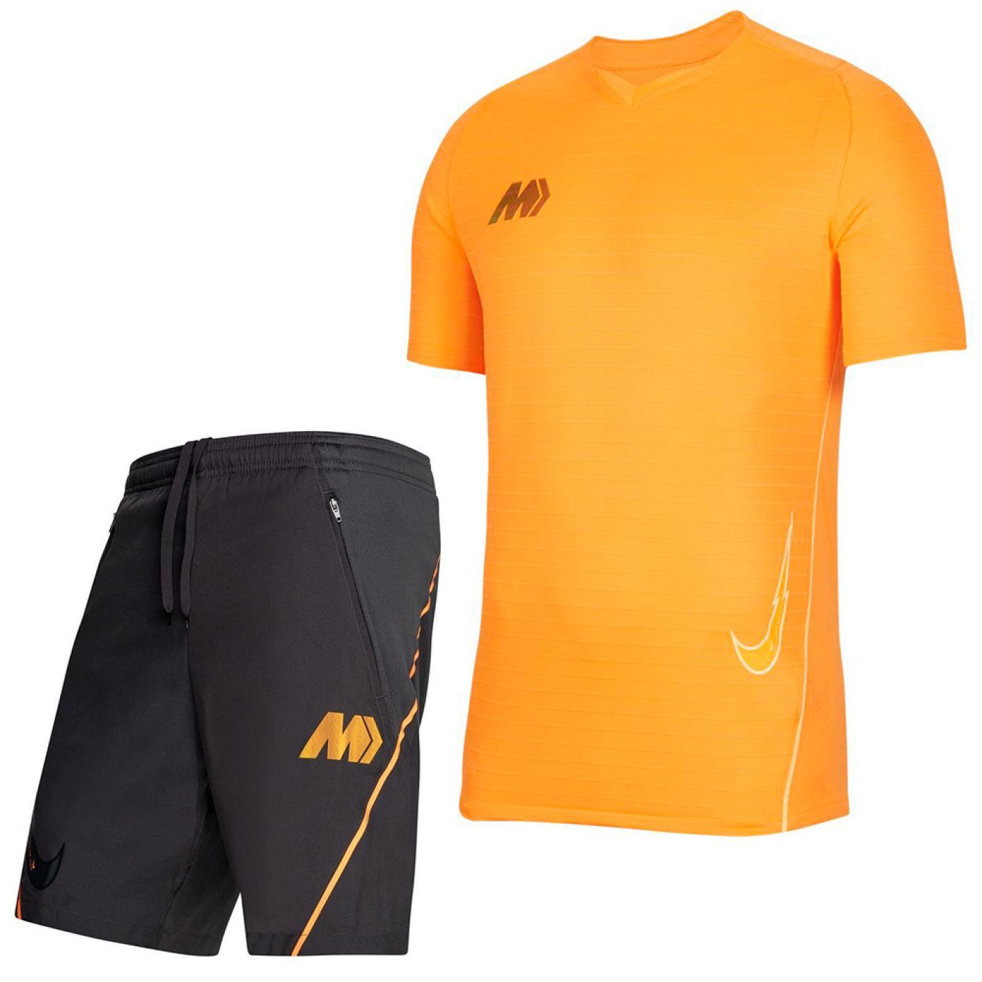 Nike Mercurial Strike Trainingsset Oranje