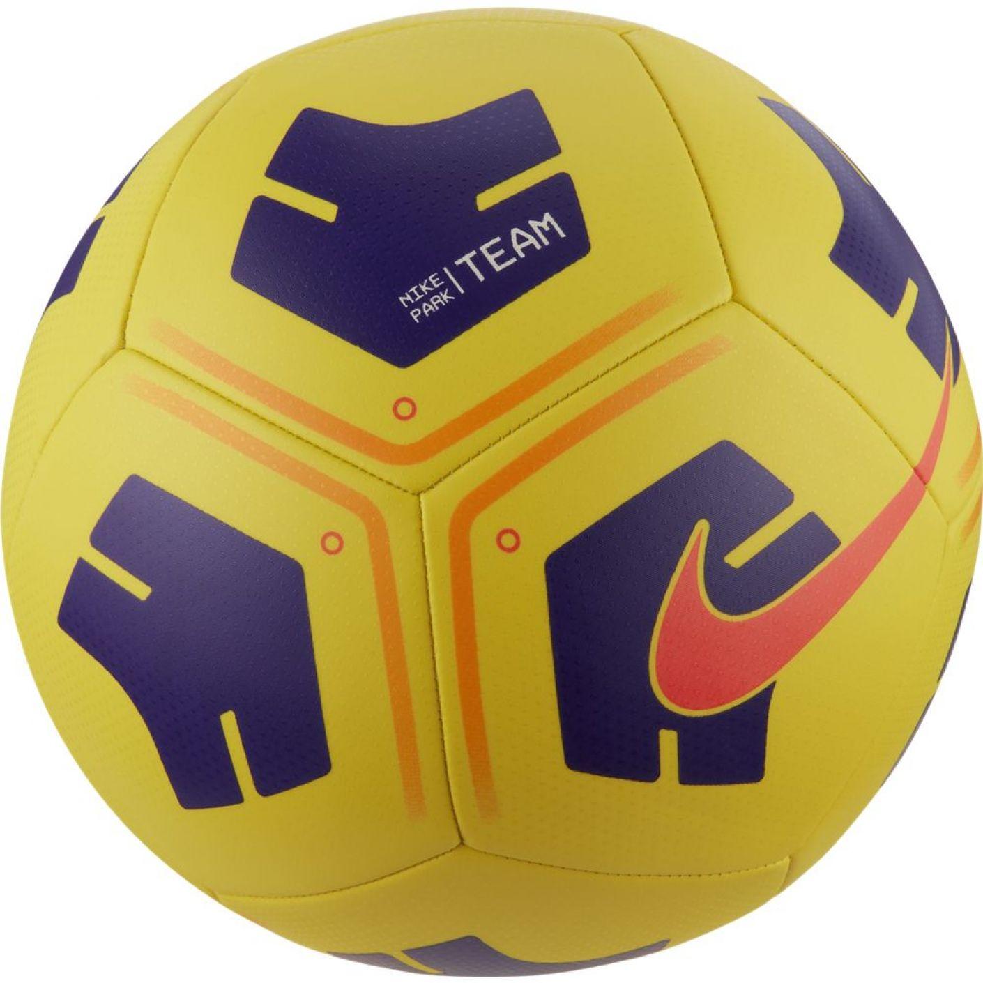 Nike Park Team Voetbal Geel