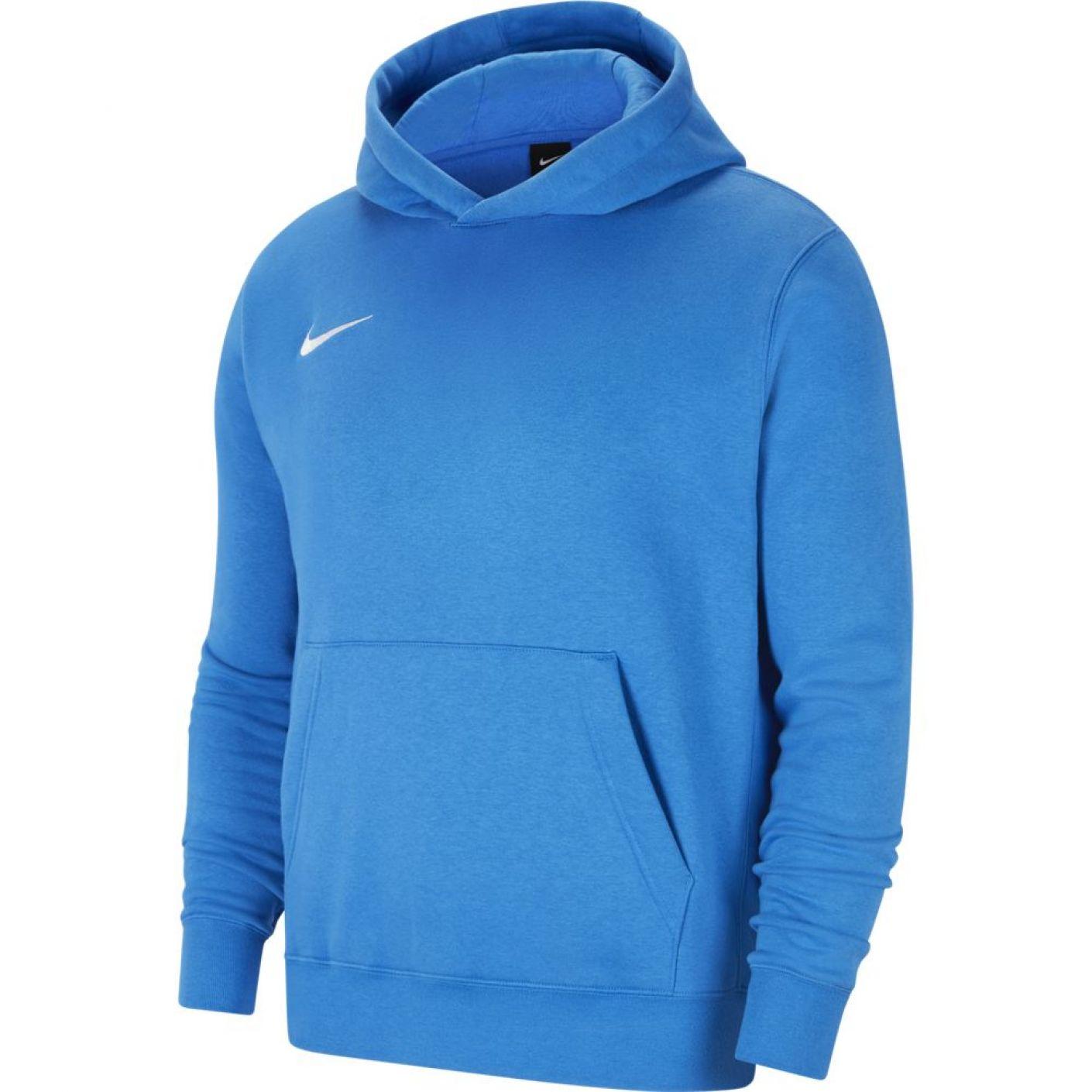 Nike Park 20 Hoodie Fleece Kids Royal Blauw