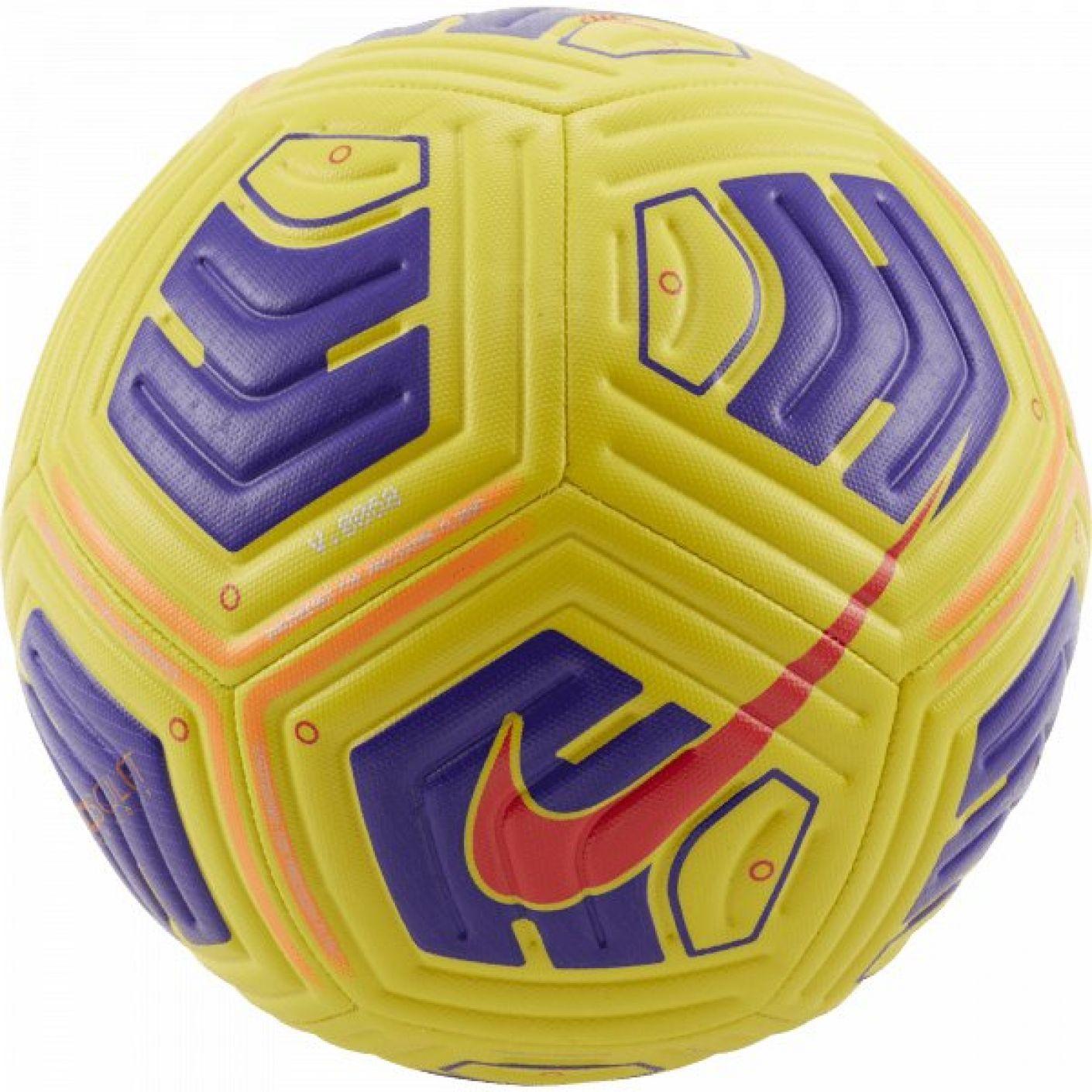 Nike Academy Team Voetbal Geel Zwart
