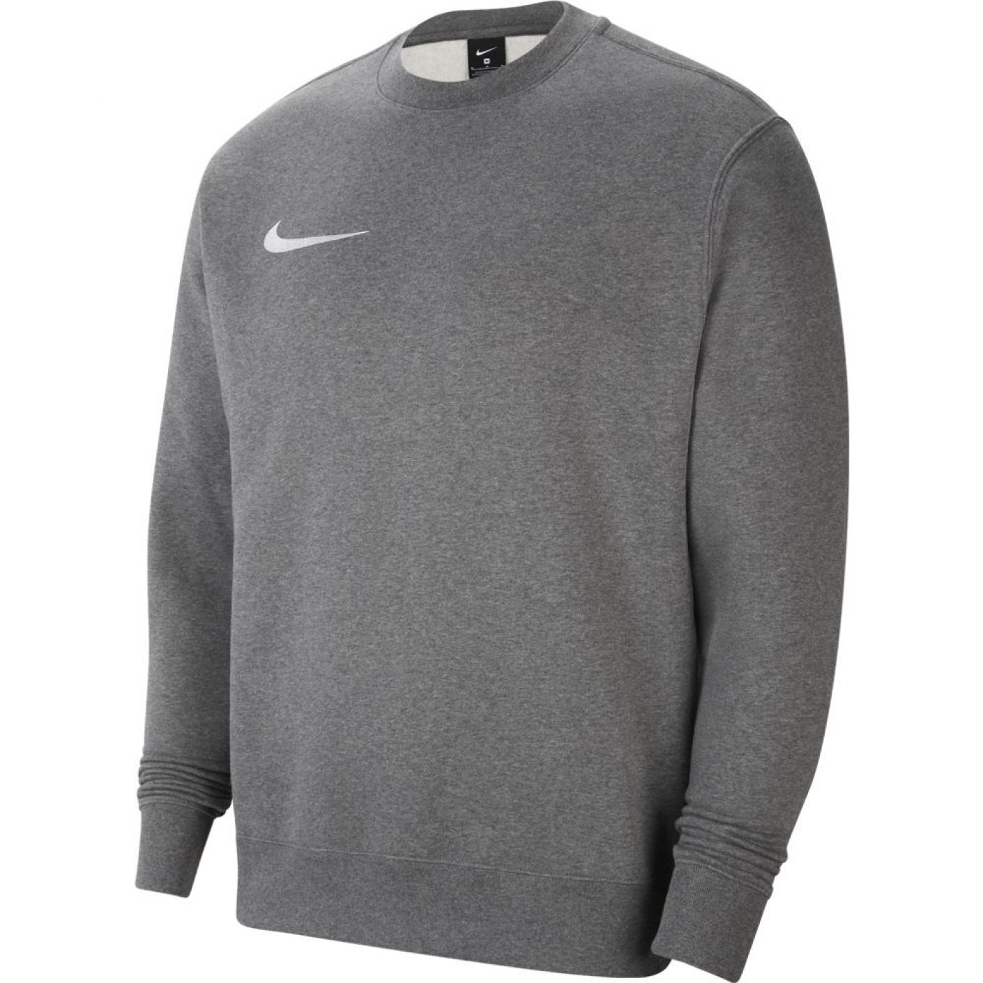 Nike Park 20 Fleece Crew Sweater Kids Grijs