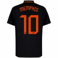 Nike Nederland Memphis 10 Uitshirt 2020-2022