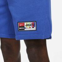 Nike F.C. Fleece Broekje Blauw Wit