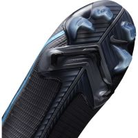 Nike Mercurial Superfly 8 Elite Gras Voetbalschoenen (FG) Zwart Donkergrijs