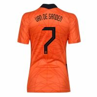 Nike Nederlands Elftal van de Sanden 7 Thuisshirt Dames