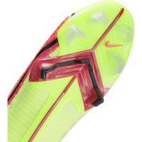 Nike Mercurial Superfly 8 Elite Gras Voetbalschoenen (FG) Geel Rood Zwart