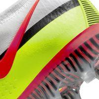 Nike Phantom GT 2 Elite Gras Voetbalschoenen (FG) Wit Rood Geel Zwart