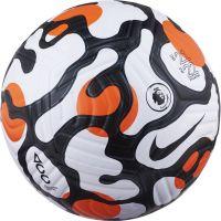 Nike Premier League Flight Bal Wit Oranje Zwart