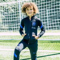 Nike Nederland Strike Trainingspak 2020-2022 Kids Zwart