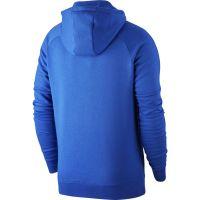 Nike Nederland GFA Fleece Hoodie 2020-2022 Blauw