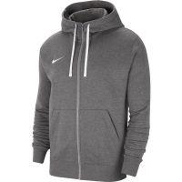 Nike Park 20 Fleece Hoodie FZ Donkergrijs