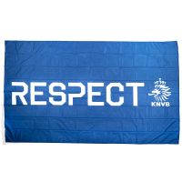 Respect Vlag Blauw