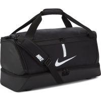 Nike Academy 21 Team Voetbaltas Large Schoenenvak Zwart
