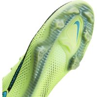 Nike Phantom GT Elite Gras Voetbalschoenen (FG) Lime Turquoise