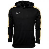Nike Dry Academy Hoodie Kids Zwart Goud Wit