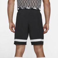 Nike Academy Trainingsbroekje Zwart Wit