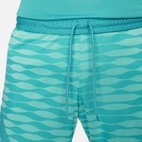 Nike Strike 21 Trainingsbroekje Blauw Turquoise Wit