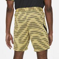 Nike Strike 21 Trainingsbroekje Goud Zwart Wit