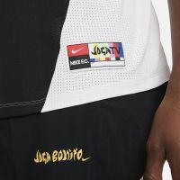 Nike F.C. Home Voetbalshirt Zwart Wit Goud