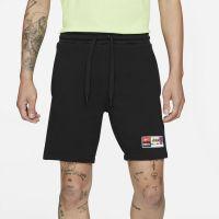 Nike F.C. Fleece Broekje Zwart Goud
