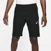 Nike F.C. Elite Woven Broekje Zwart Wit