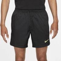 Nike F.C. Woven Broekje Zwart Wit