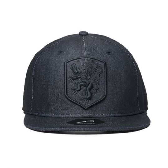 KNVB Black Denim Snapback