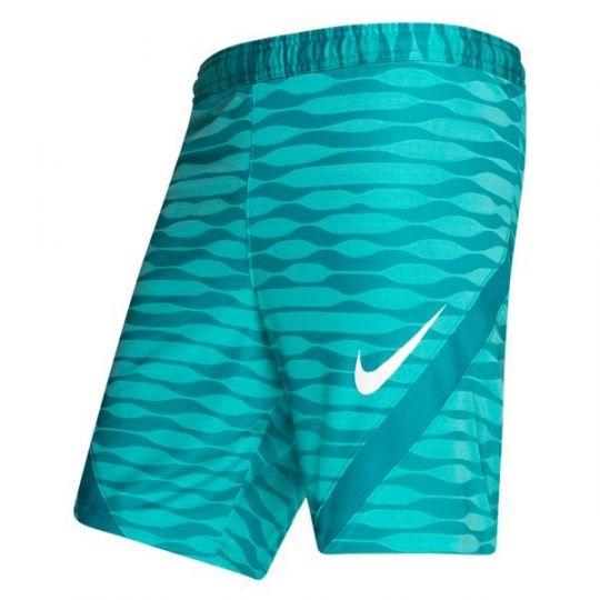 Nike Trainingsbroekje Strike 21 Blauw Turquoise Wit