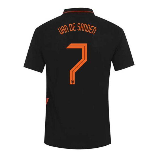 Nike Nederlands Elftal van de Sanden 7 Uitshirt Dames