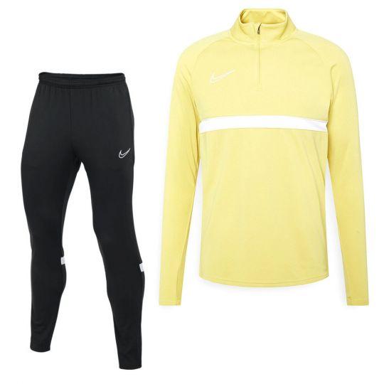 Nike Academy Trainingspak Kinderen Goud Zwart