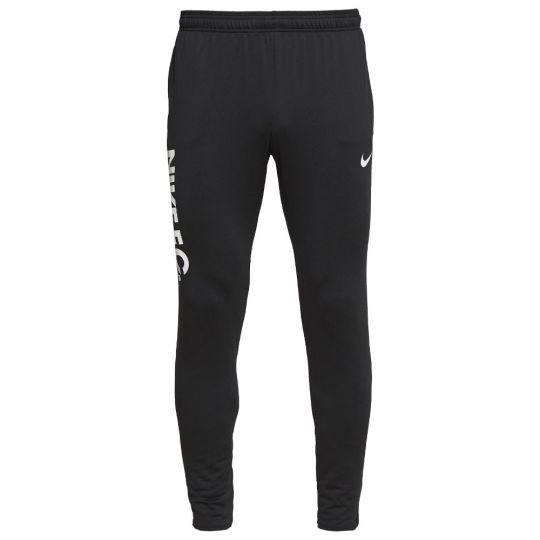 Nike F.C. Trainingsbroek Zwart Goud
