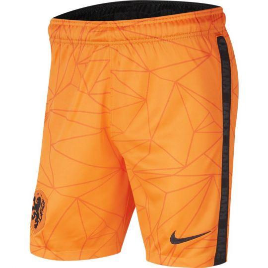 Nike Netherlands Home Football Shorts 2020-2022