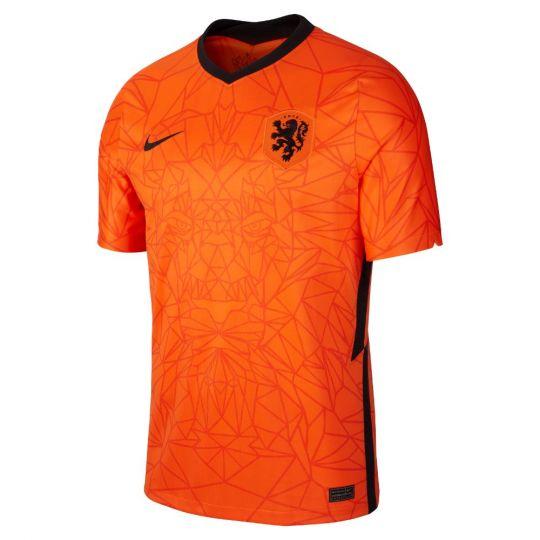 Nike Netherlands Home Shirt 2020-2022 Kids