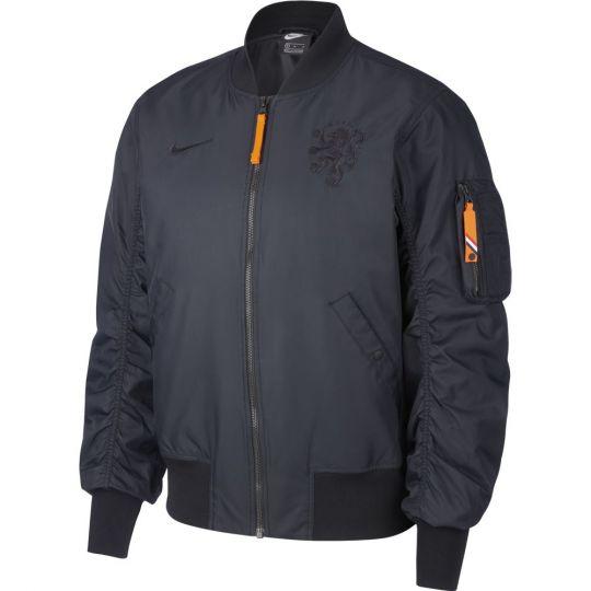 Nike Nederland NSW Bomberjack Woven AF1 Zwart