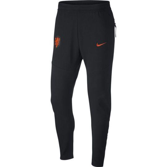 Nike Nederland Tech Fleece Pack Broek 2020-2022 Zwart
