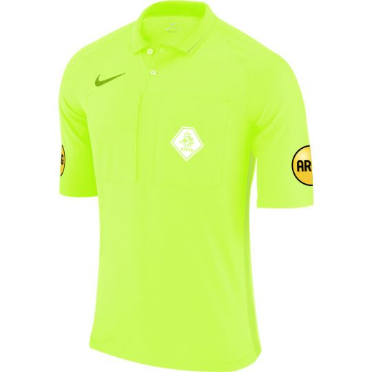 Nike KNVB Referee Shirt 2020-2022 Volt