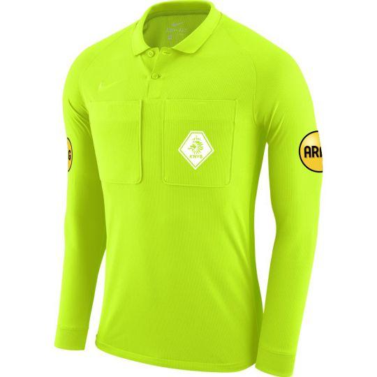 Nike KNVB Referee Shirt Longsleeve 2020-2022 Volt