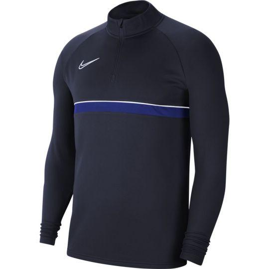 Nike Academy 21 Dri-Fit Trainingstrui Donkerblauw Blauw