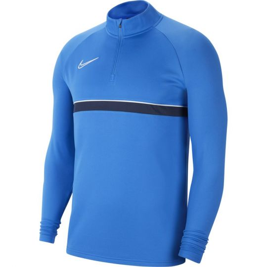 Nike Academy 21 Dri-Fit Trainingstrui Royal Blauw