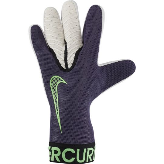 Nike Mercurial Touch Elite Keepershandschoenen Donkerpaars Zwart Groen