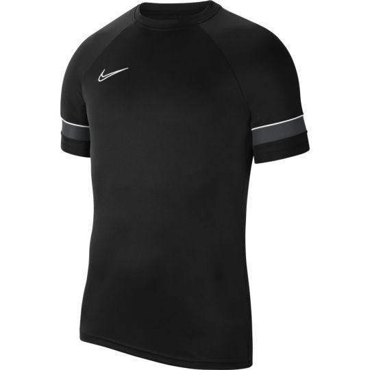 Nike Trainingsshirt Academy 21 Zwart Grijs