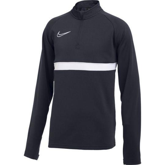 Nike Academy 21 Dri-Fit Trainingstrui Kids Donkerblauw