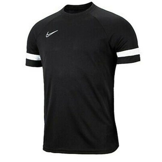 Nike Trainingsshirt Academy 21 Zwart Wit